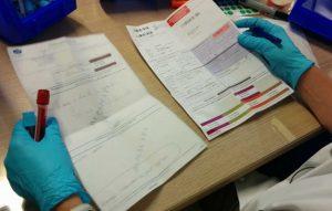 Enregistrement dossier patient